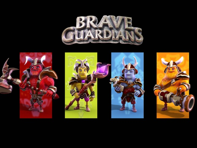 Brave Guardians TD Screenshot