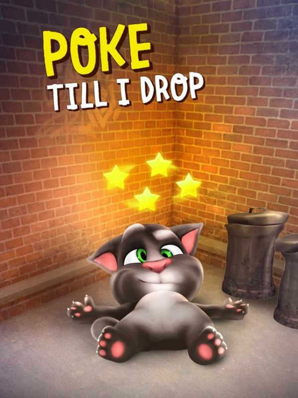Talking Tom Cat for iPad on the App Store