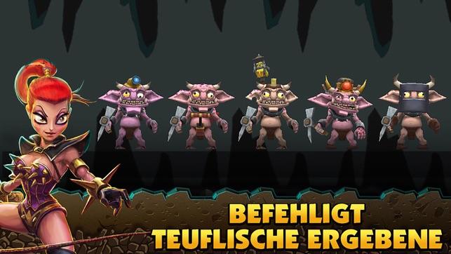 Dungeon Keeper Screenshot