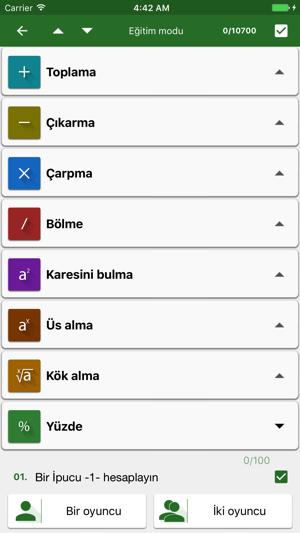 Matematik Hileleri (100+) Screenshot