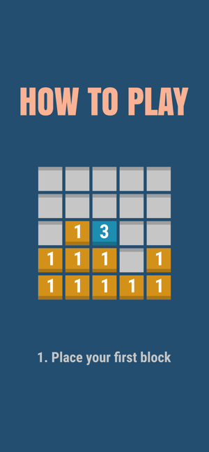 Vertical Divide: Number Puzzle Screenshot