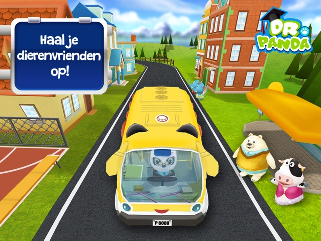 Dr. Panda Bus Chauffeur Screenshot