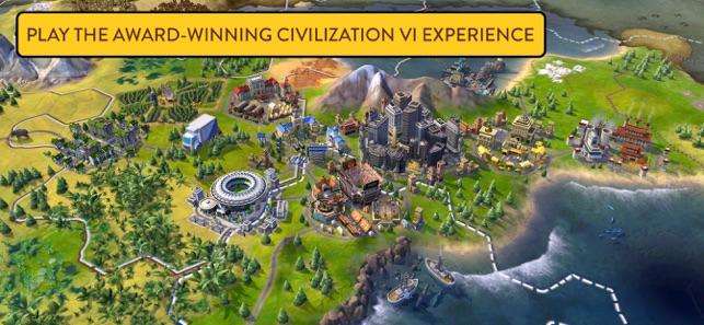 Sid Meier's Civilization® VI Screenshot
