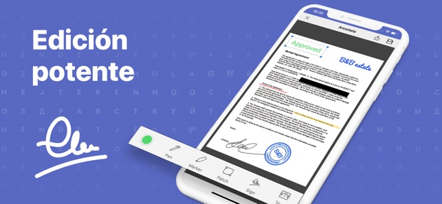 Escanear documentos Screenshot