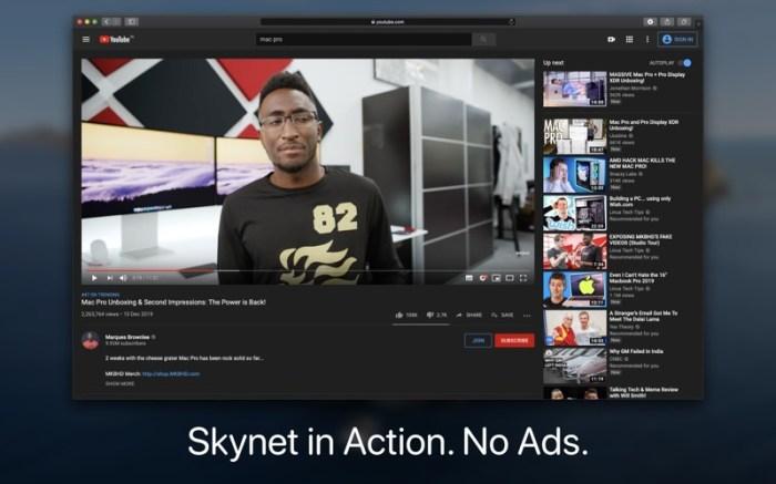 Skynet : Ad Blocker for Safari Screenshot 03 rrwwjon