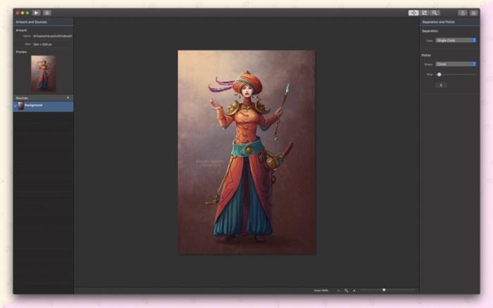 Separation Studio Screenshot 04 ednlgfy
