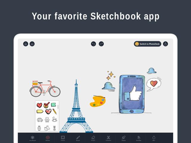 Drawings Pad: Digital Painting Screenshot