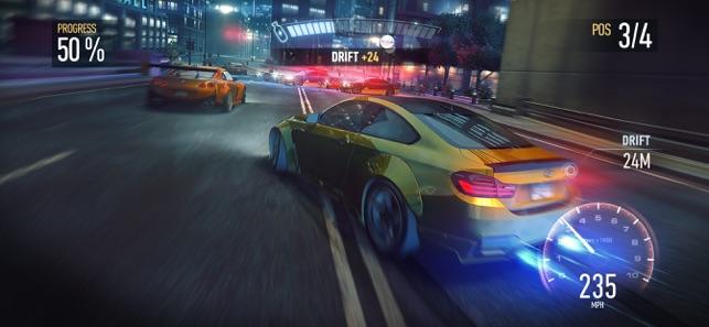 Need for Speed: NL Rennsport Screenshot