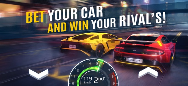 ‎Asphalt Street Storm Racing Screenshot
