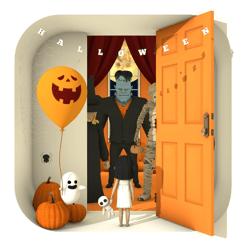 脱出ゲーム Spooky 雨と少女とぬいぐるみ