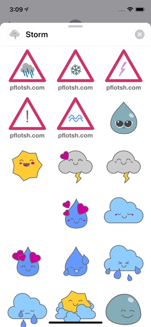 Pflotsh Storm Screenshot