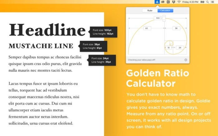 Goldie App Screenshot 3