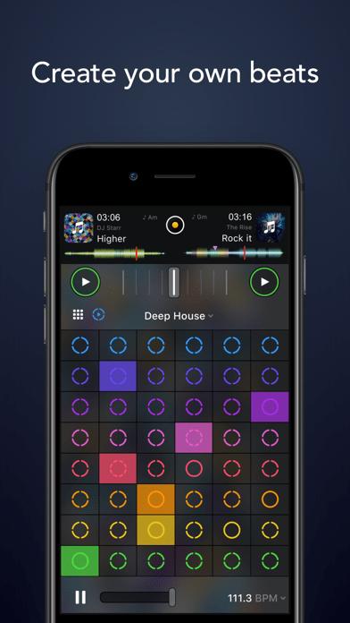 djay - DJ App & AI Mixer Screenshot 05 57tpe1n