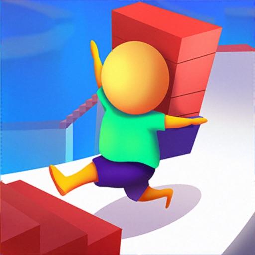 階段ダッシュ!