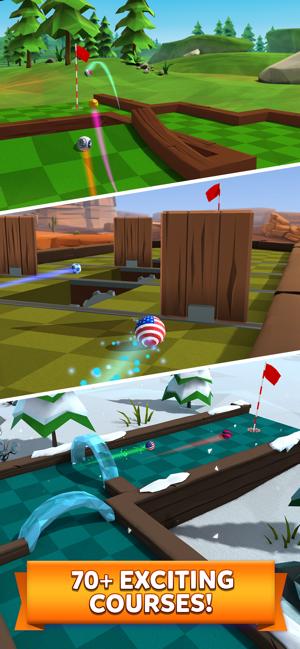 Golf Battle Screenshot