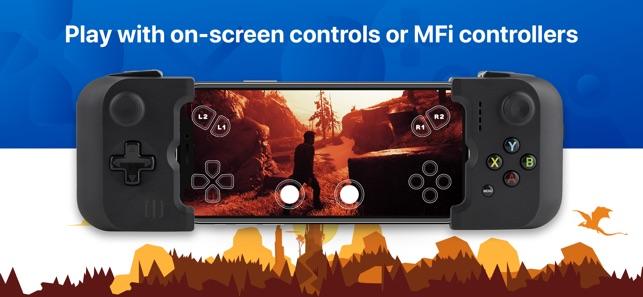 R-Play: PS4 Game Streaming Screenshot