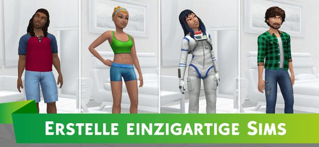 Die Sims™ Mobile Screenshot