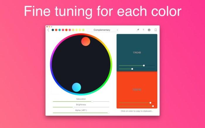 Color Wheel Screenshot 04 57tpe1n