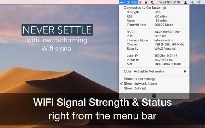 Wifi Signal Strength Explorer Screenshot 01 1ganhjmn