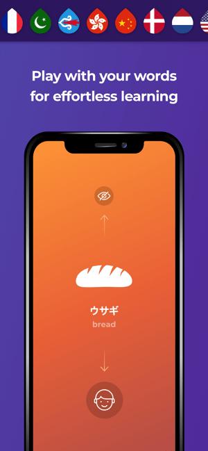 Drops: Fun Language Learning Screenshot