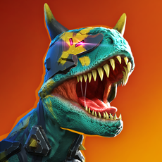 ‎Dino Squad: Online Action