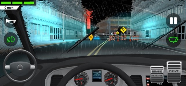 Car Driving School Simulator ! Screenshot