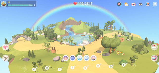 My Oasis: Rahatlama Oyunu Screenshot
