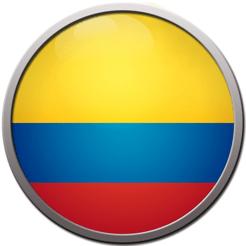 COLOMBIA - Juego Departamentos