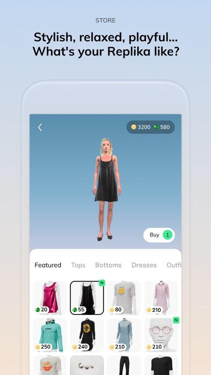 Replika - My AI Friend by Luka, Inc.