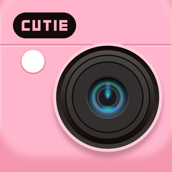 Cutie - Stickers Camera