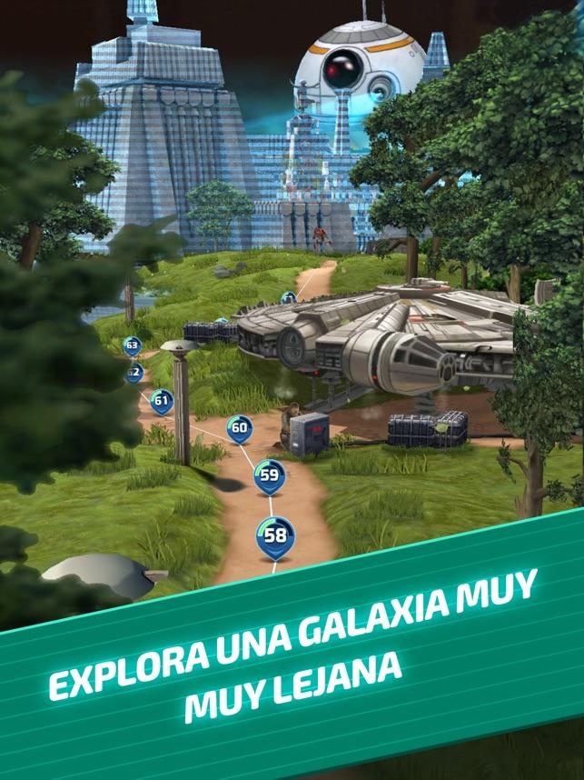 Star Wars: Puzles de Droides™ Screenshot