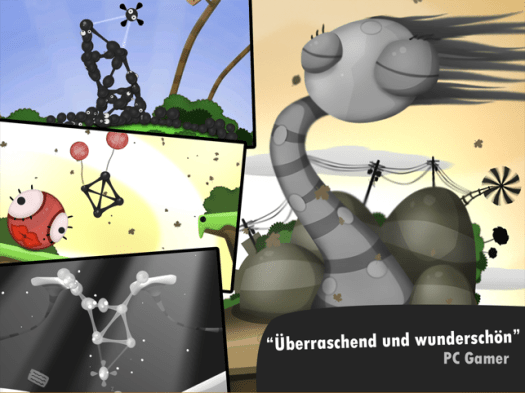 ‎World of Goo Screenshot