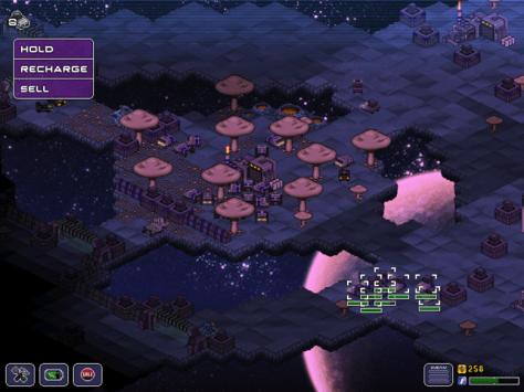 Space Harvest Screenshot