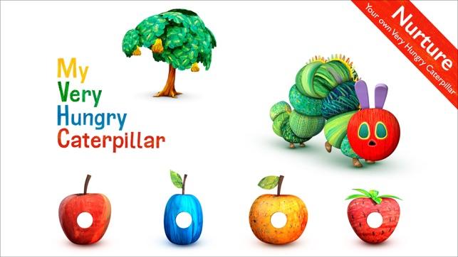 My Very Hungry Caterpillar Screenshot