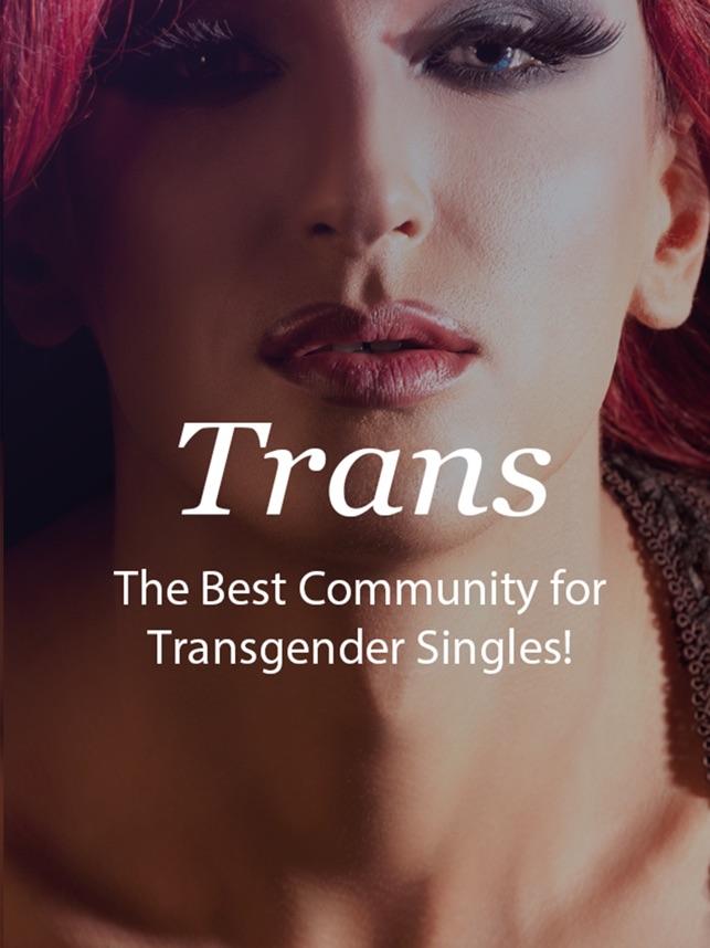 Trans 1 Transgender Dating On The App Store