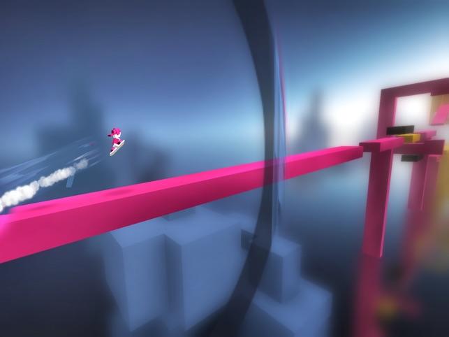 Chameleon Run Screenshot