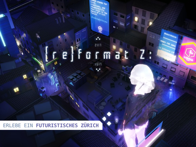 (re)format Z: Screenshot