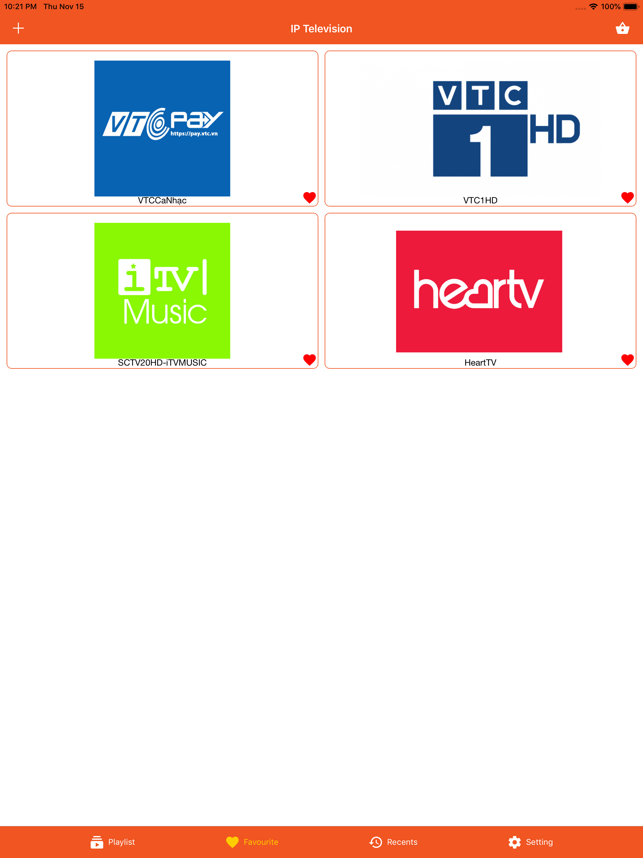 MyTV IP - TV Online Capture d'écran