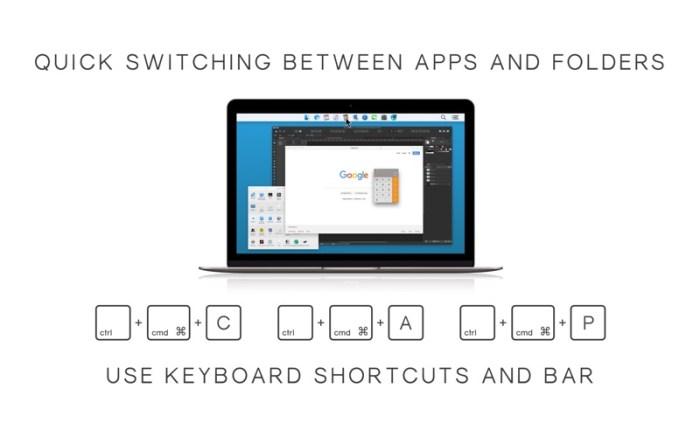 Launch Bar Screenshot 03 9wco9jn