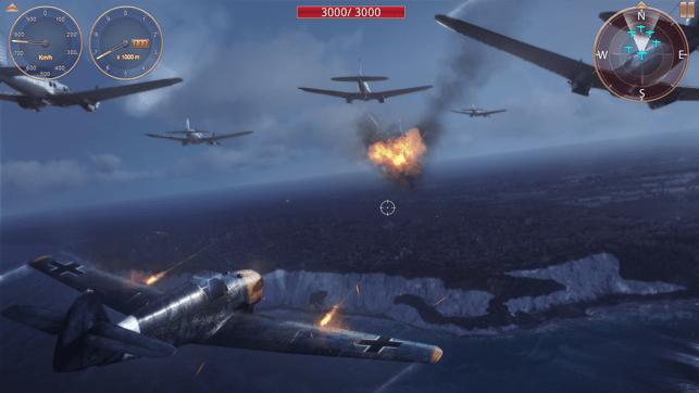 Sky Gamblers - Storm Raiders 2 Screenshot