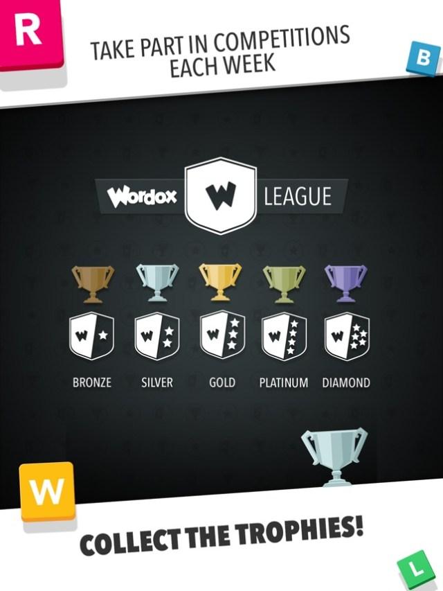 Wordox - Multiplayer word game Screenshot