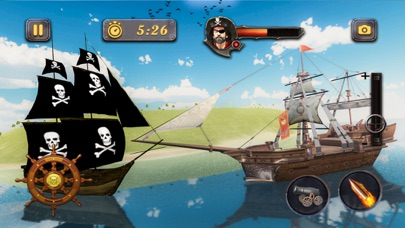 pirate ship battle game # 39