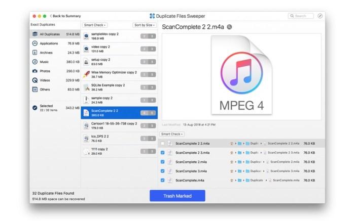 Duplicate Files Sweeper Screenshot 05 587pltn