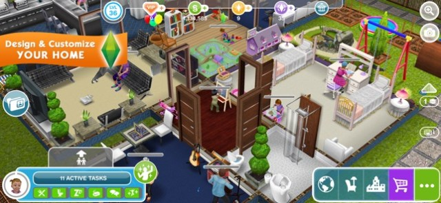 The Sims™ FreePlay Screenshot