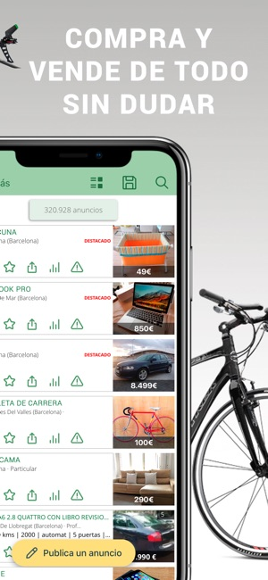 Milanuncios - Comprar y vender Screenshot
