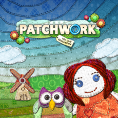 Patchwork El Juego