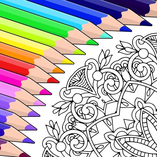 Colorfy: 大人のための塗り絵