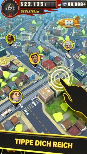 SEGA: Crazy Taxi Gazillionaire Screenshot