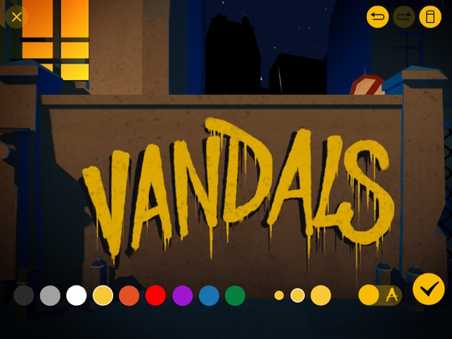 Vandals Screenshot