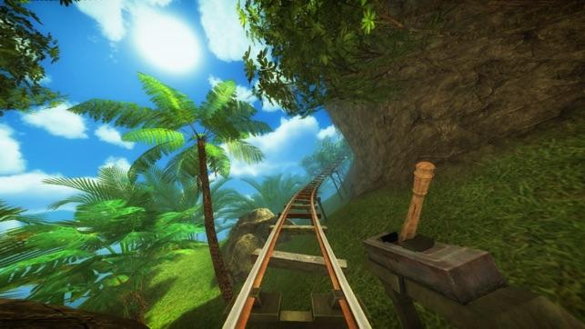 Roller Coaster VR Screenshot